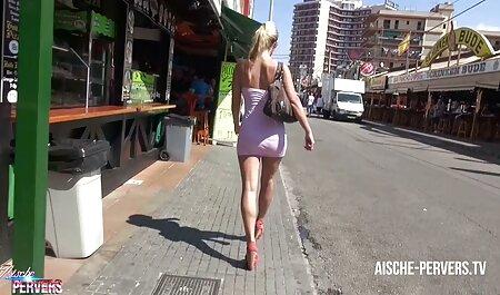 Jolie fille se fait nudiste porno pilonner en position de chien et de missionnaire