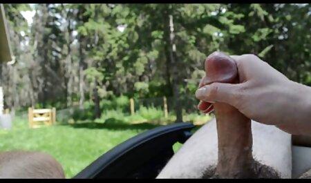 Blondie video x plage nudiste à gorge éjaculée