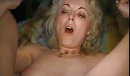 Rousse sexy baise, fellation et sperme sur les seins, cheveux longs video nudiste amateur